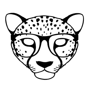 Cheetah Eyewear Reading Glasses - Shark Eyes