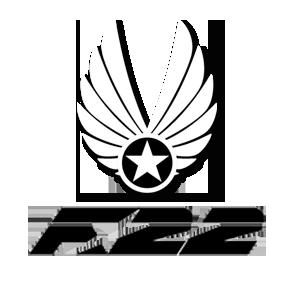 F22 Aviator Sunglasses - Shark Eyes