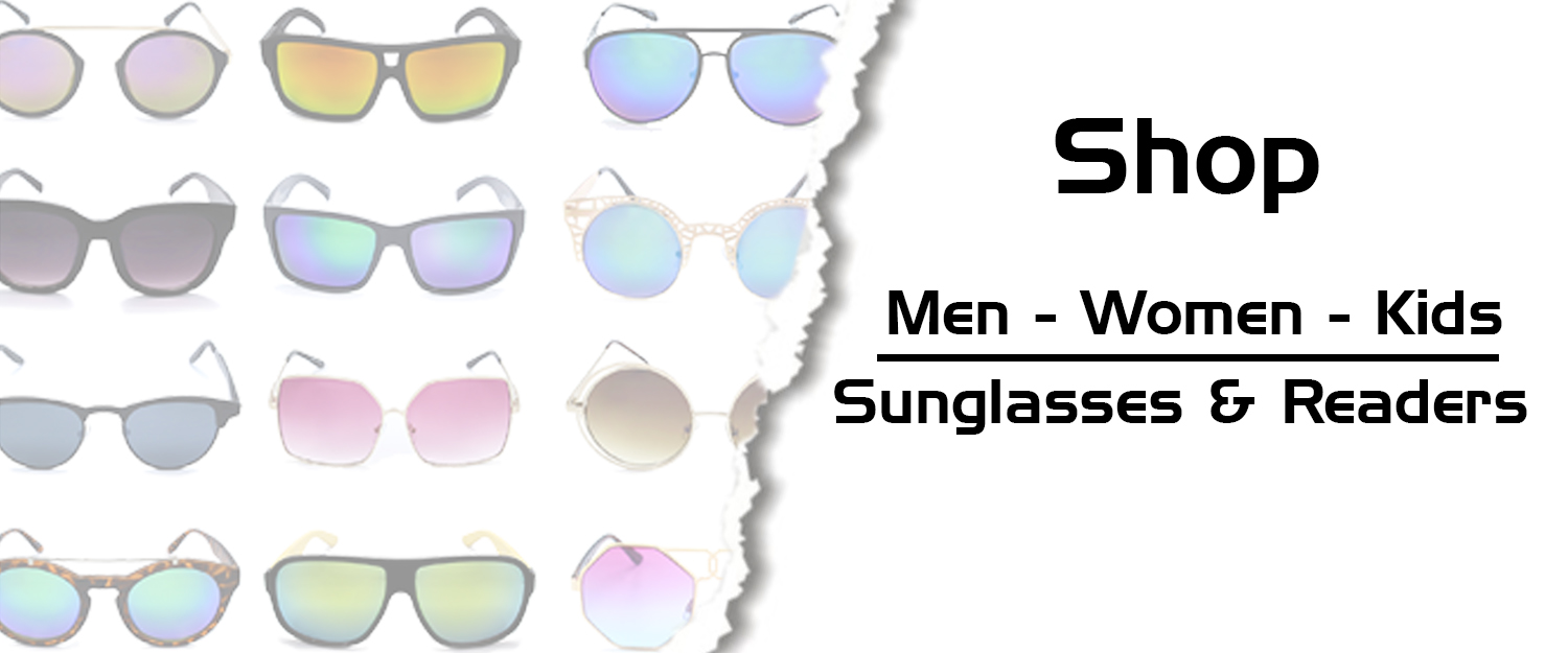 Wholesale Bulk Sunglasses Readers - Men Women Kids